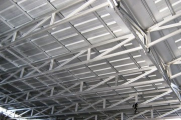 Our services roof mechanics company ltd for Custom roof trusses